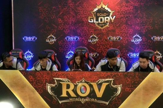 การแข่งเกม Rov